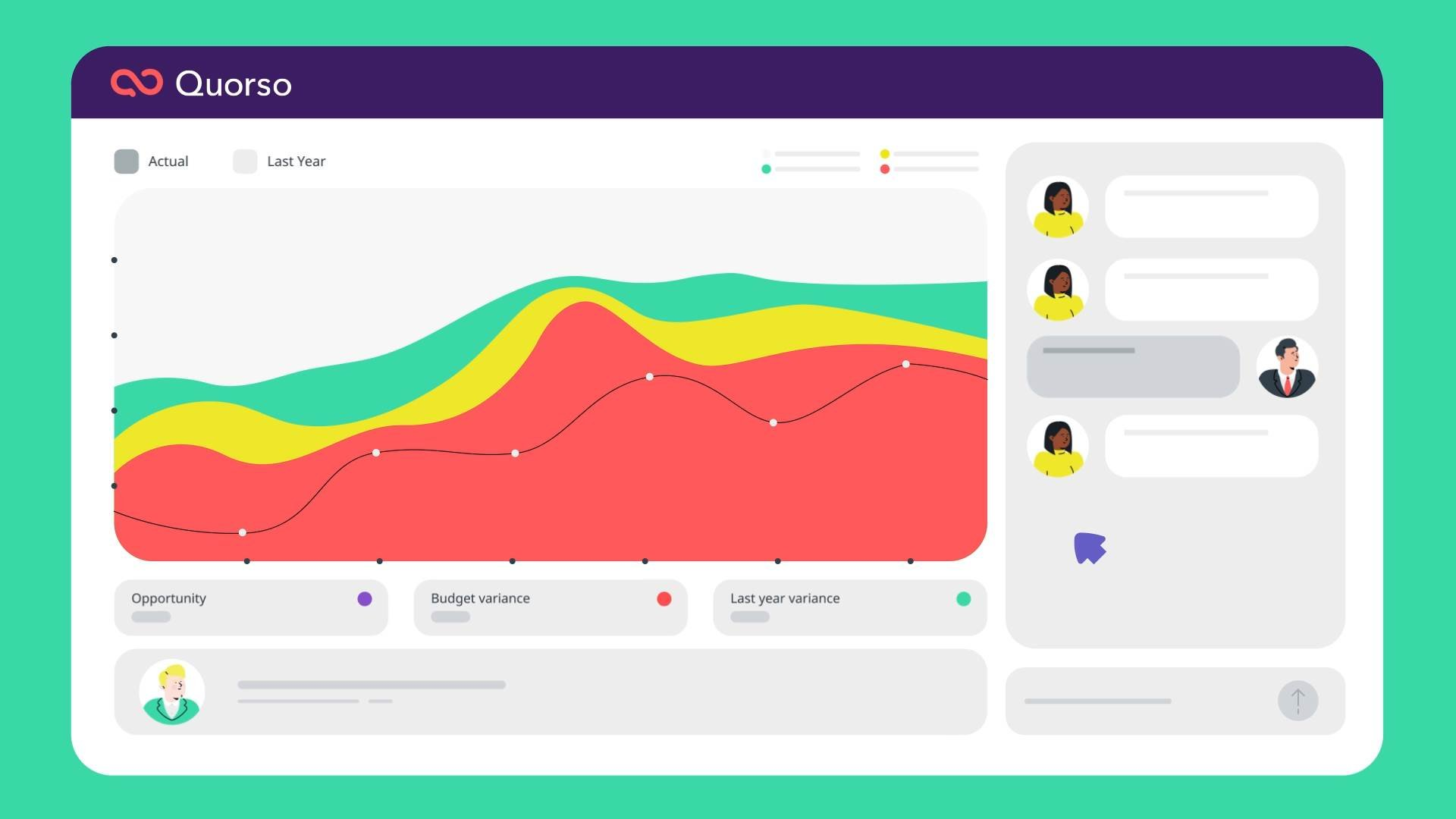 software interface animation