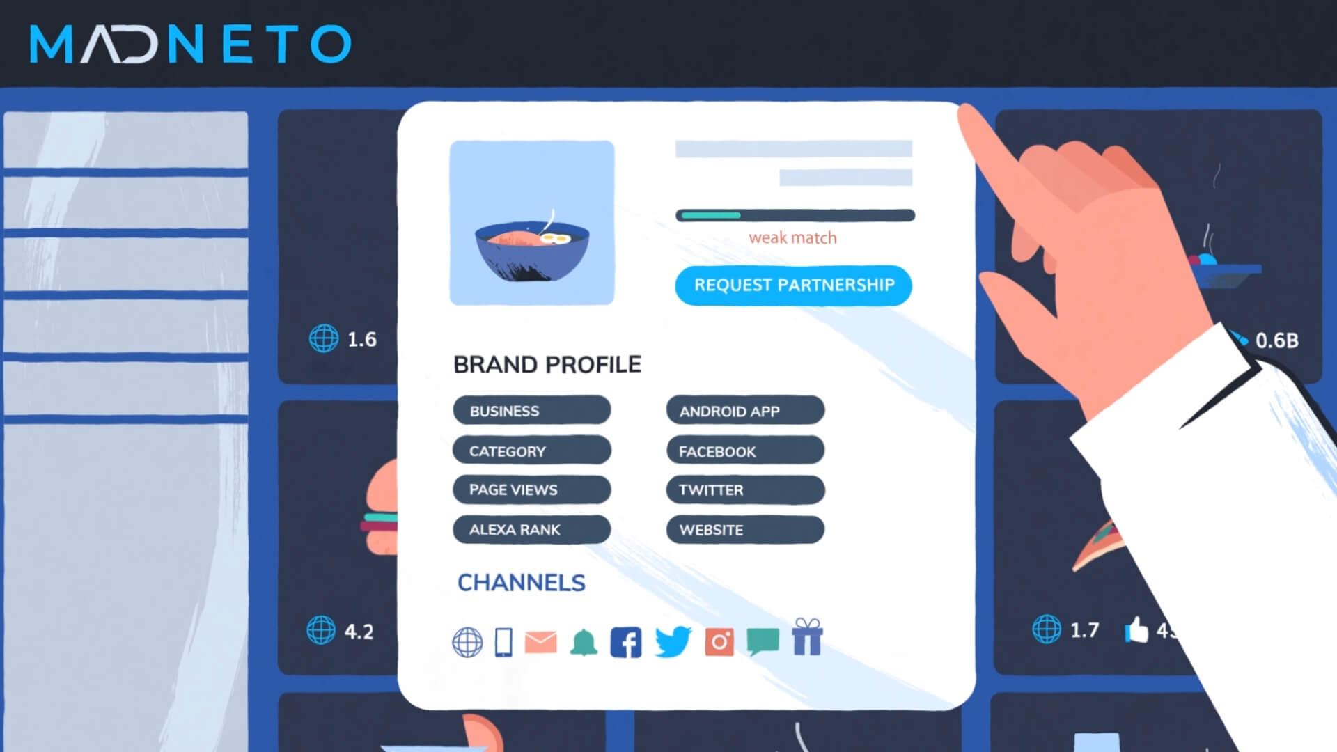 marketing company explainer video