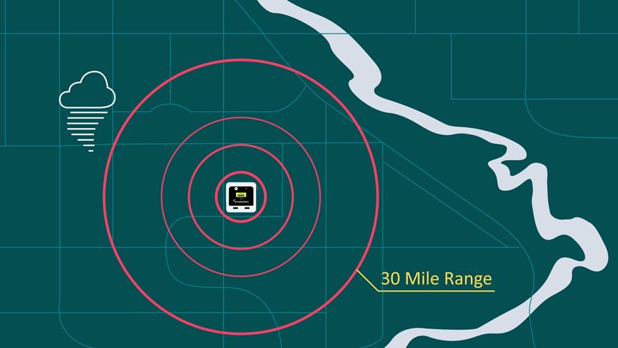 Tornado Alert coverage