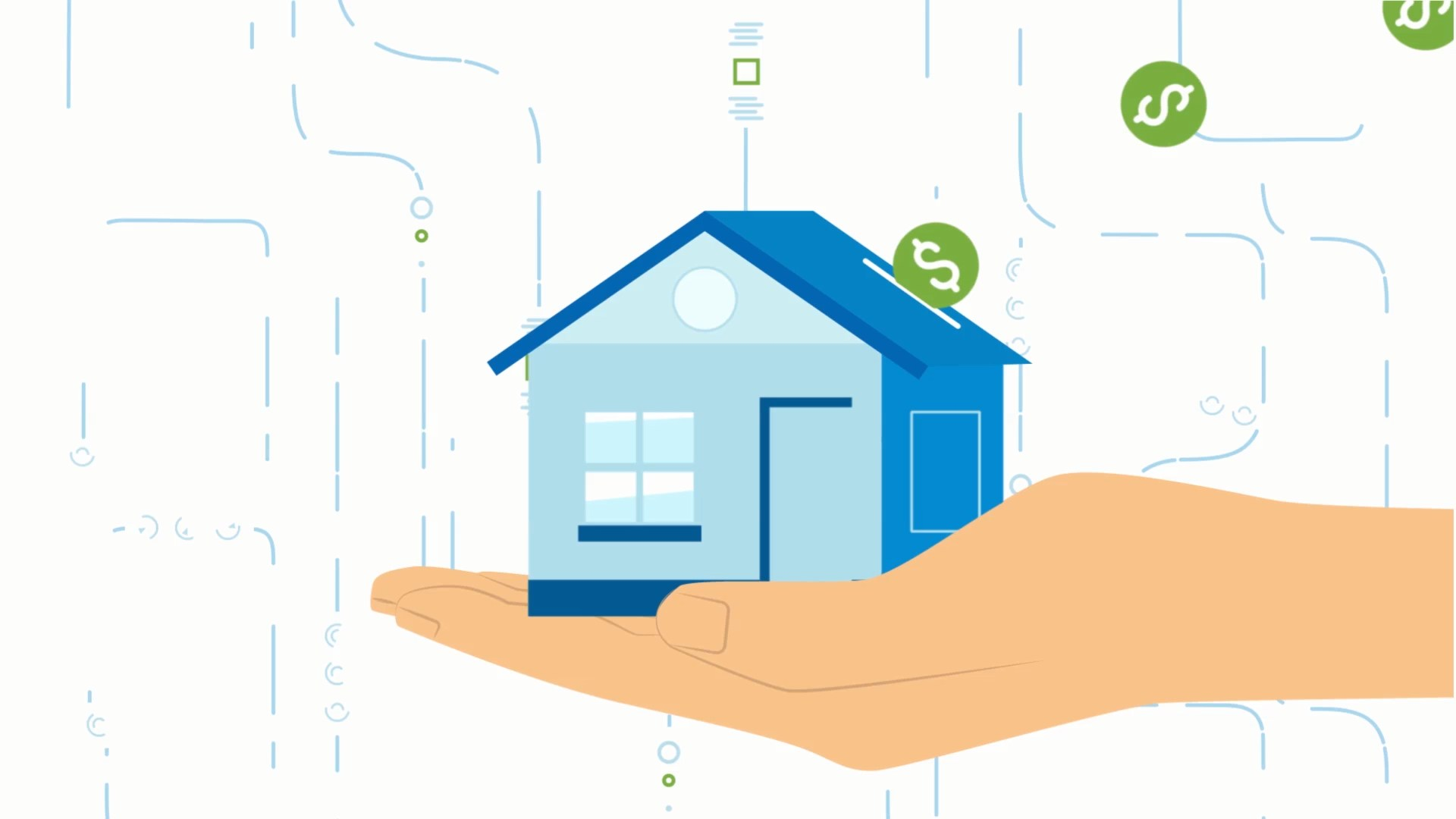 Pacefunding house scene