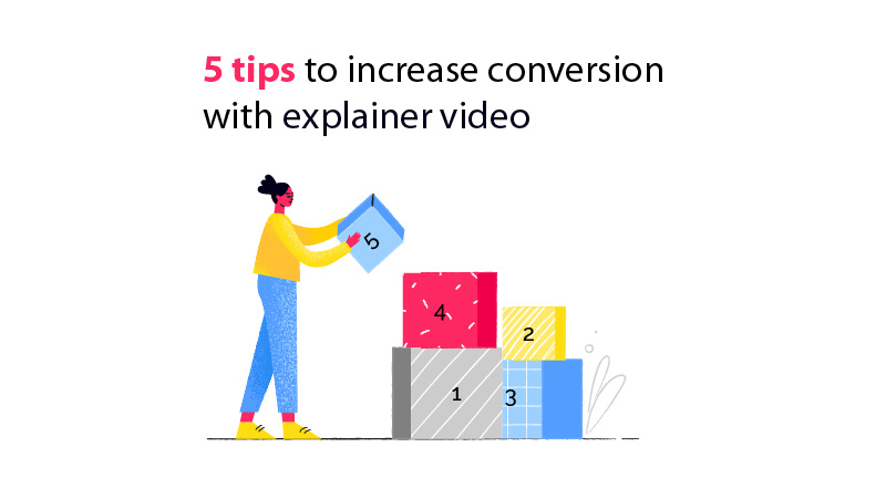 5 Creative Techniques to Increase Conversion With an Explainer Video