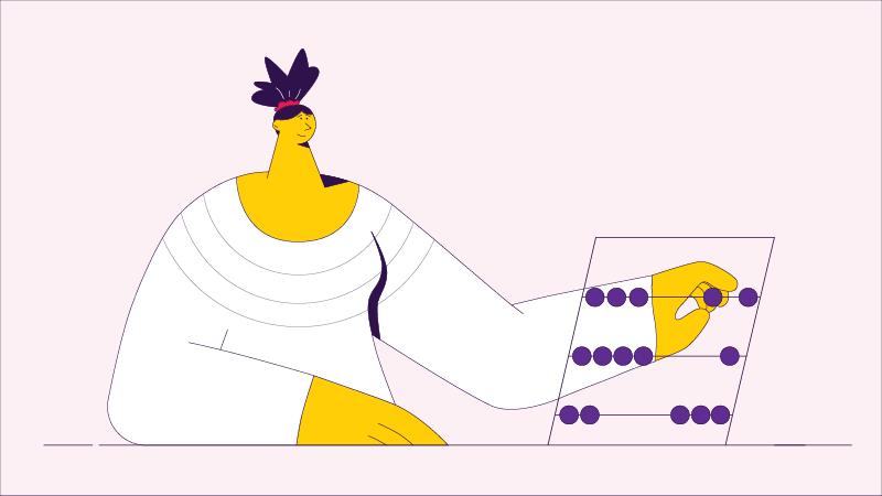 track expenses of animation studio