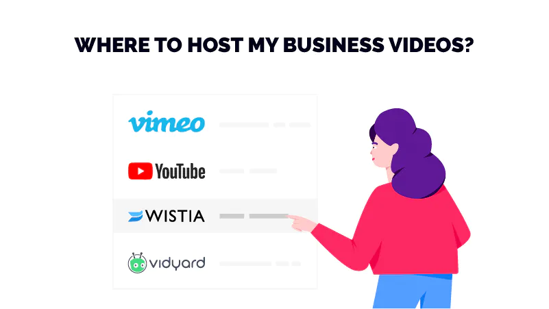 The Best Video Hosting Sites