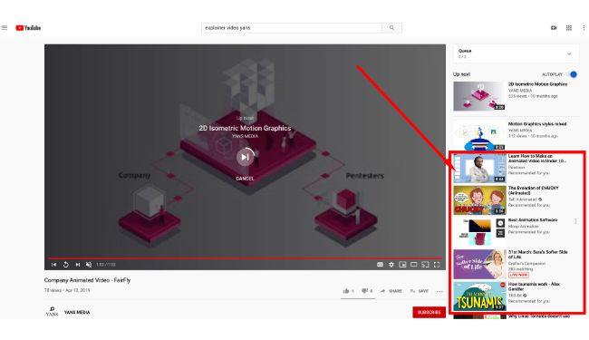 youtube as a business video hosting