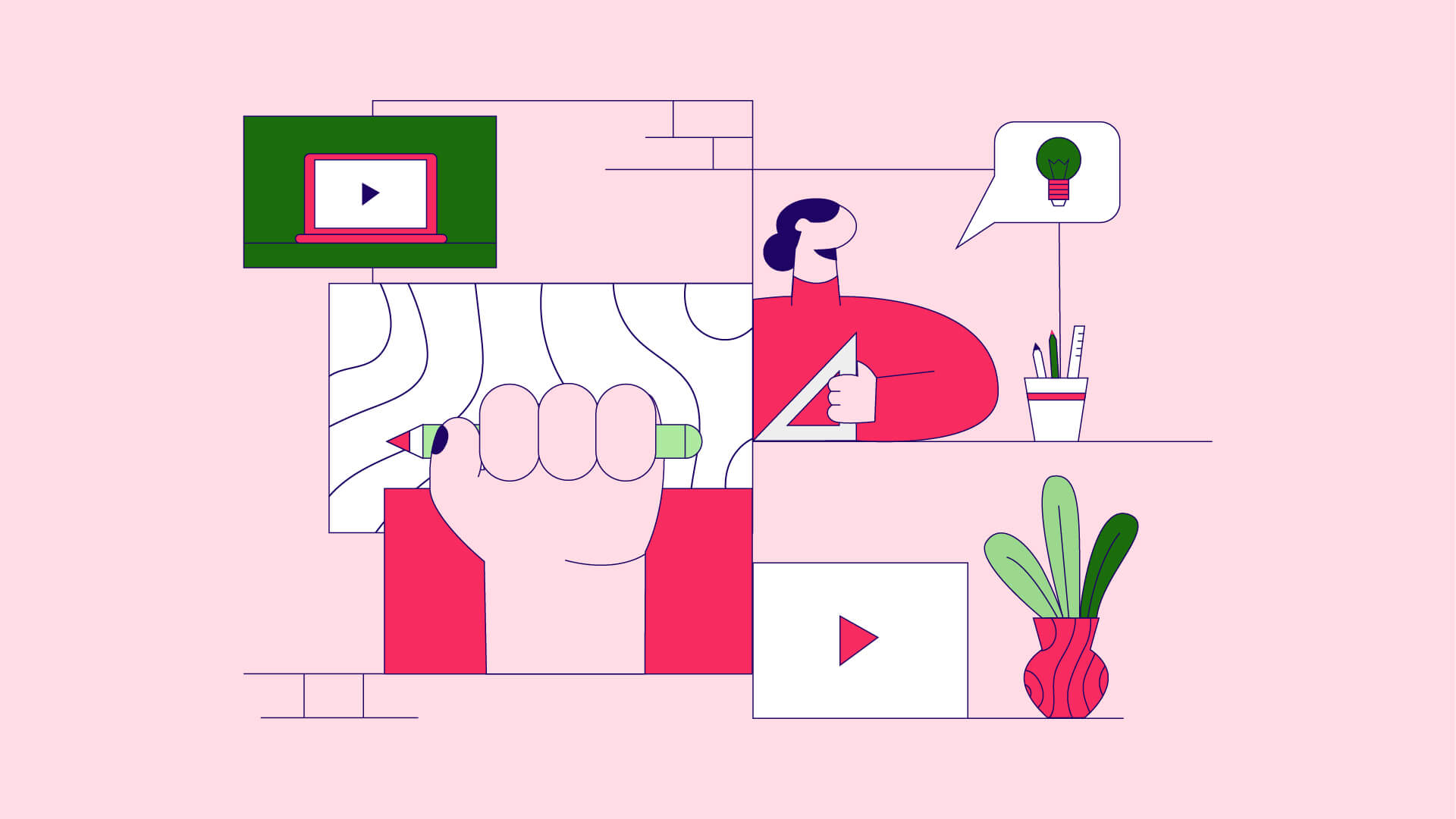 Should I Produce My Company Video Myself?