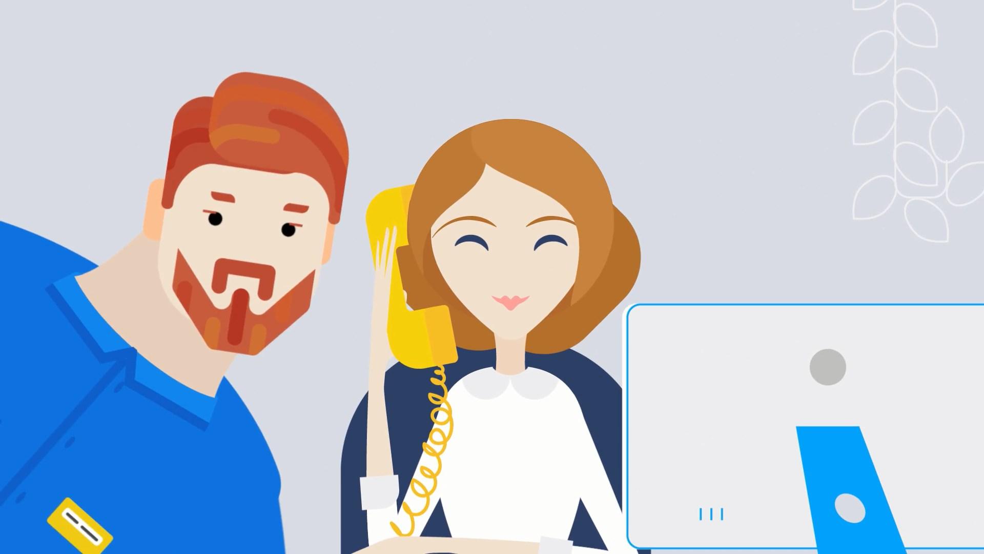 animation company communication