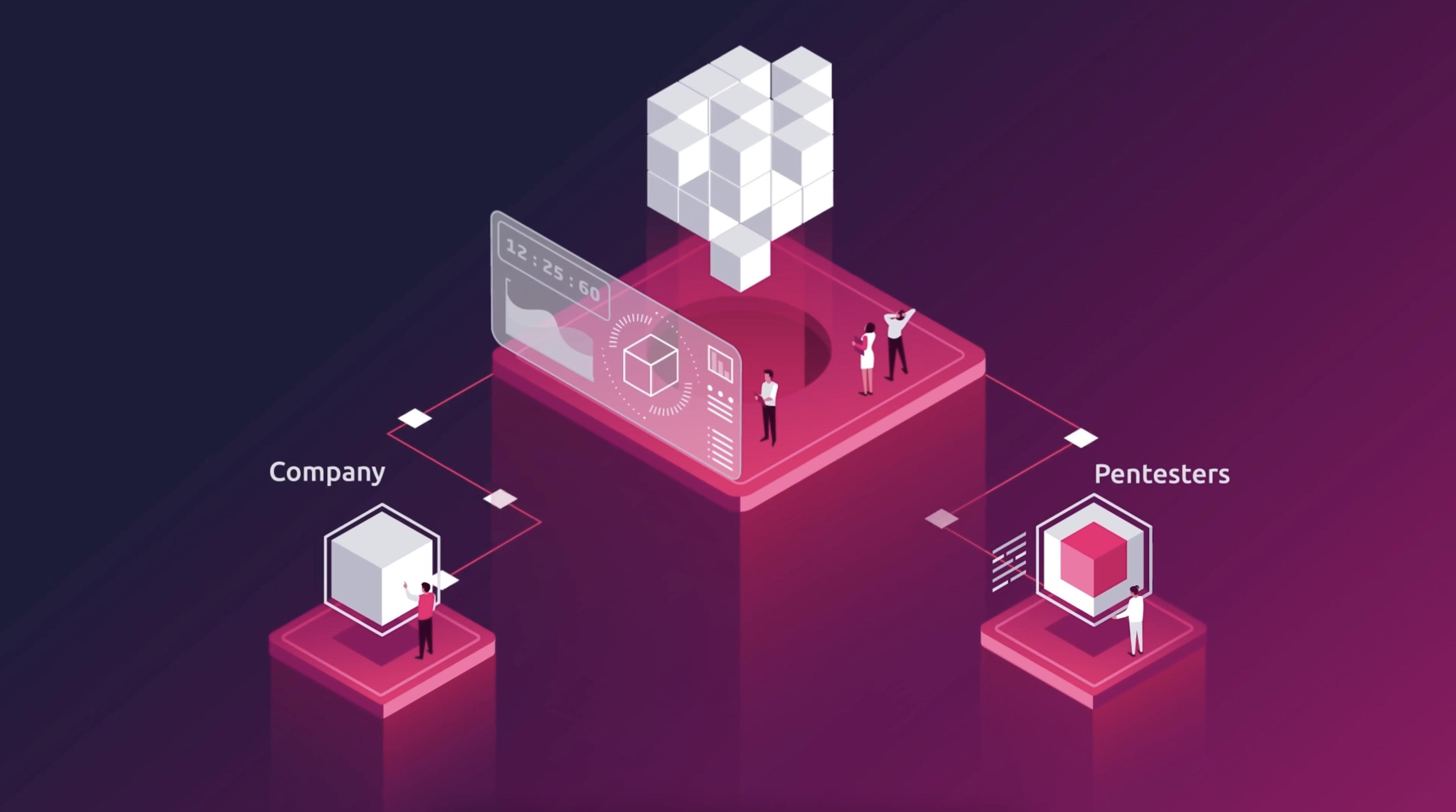 blockchain company video