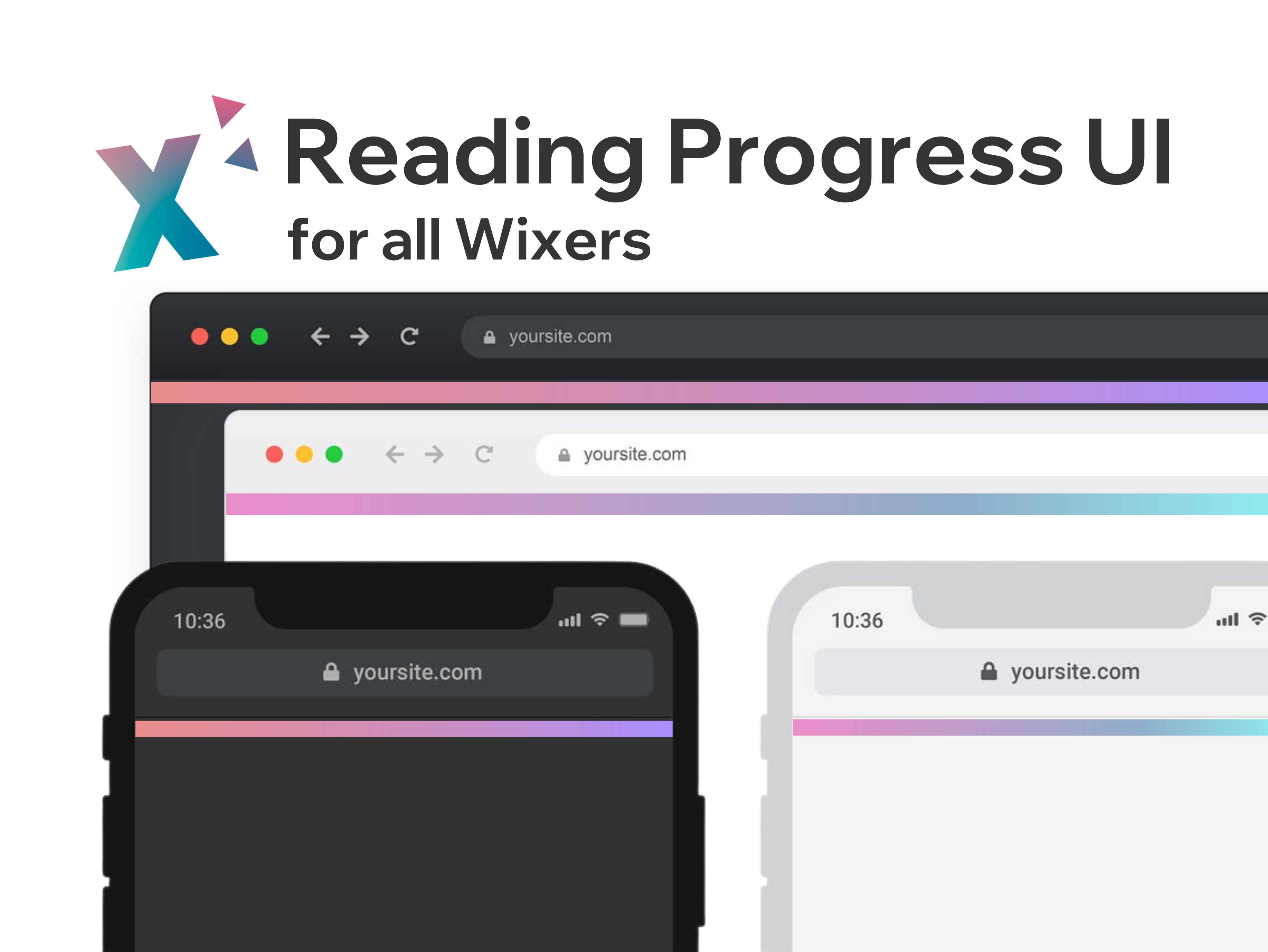 Reading Progress UI