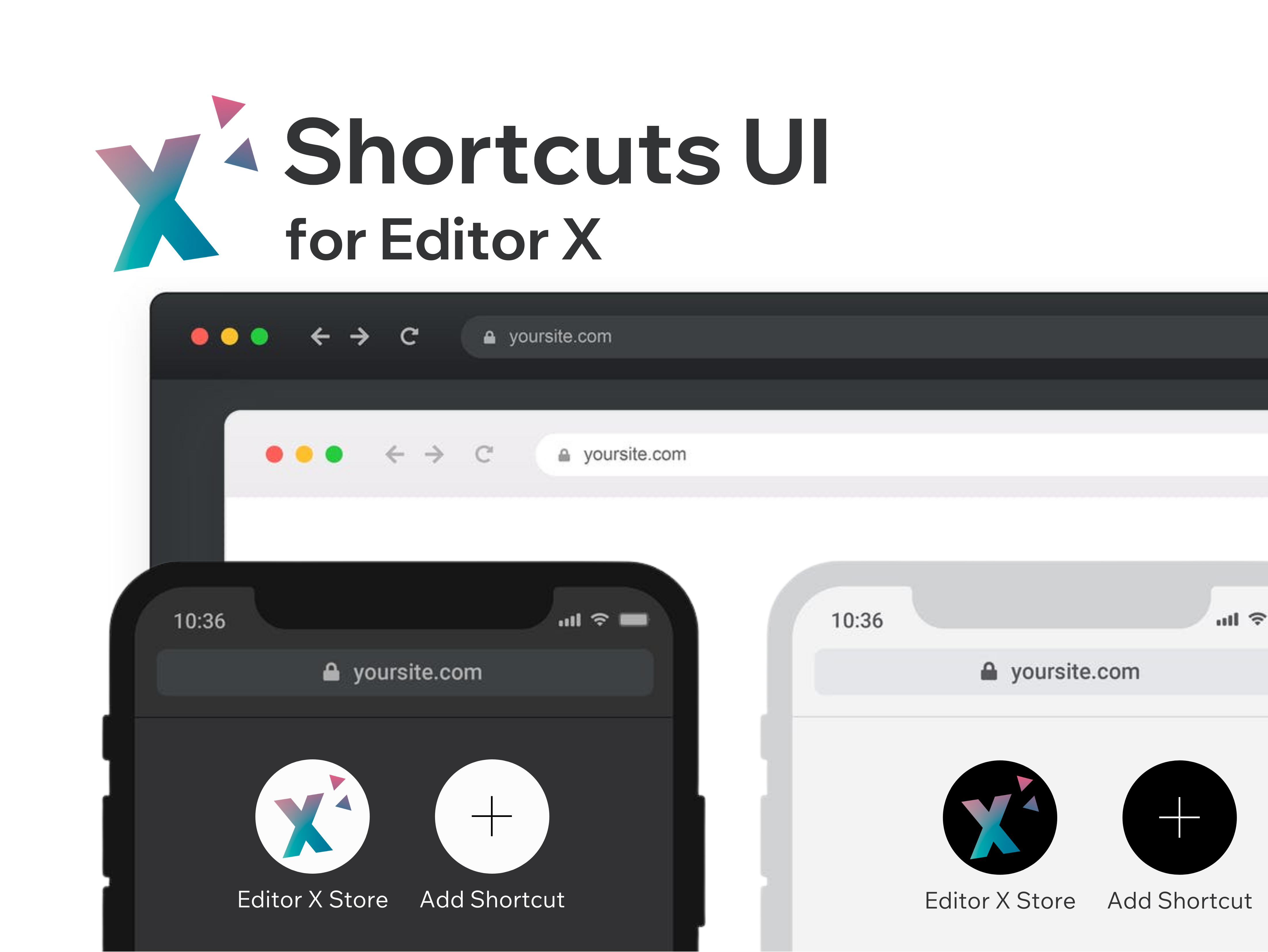 Shortcuts UI