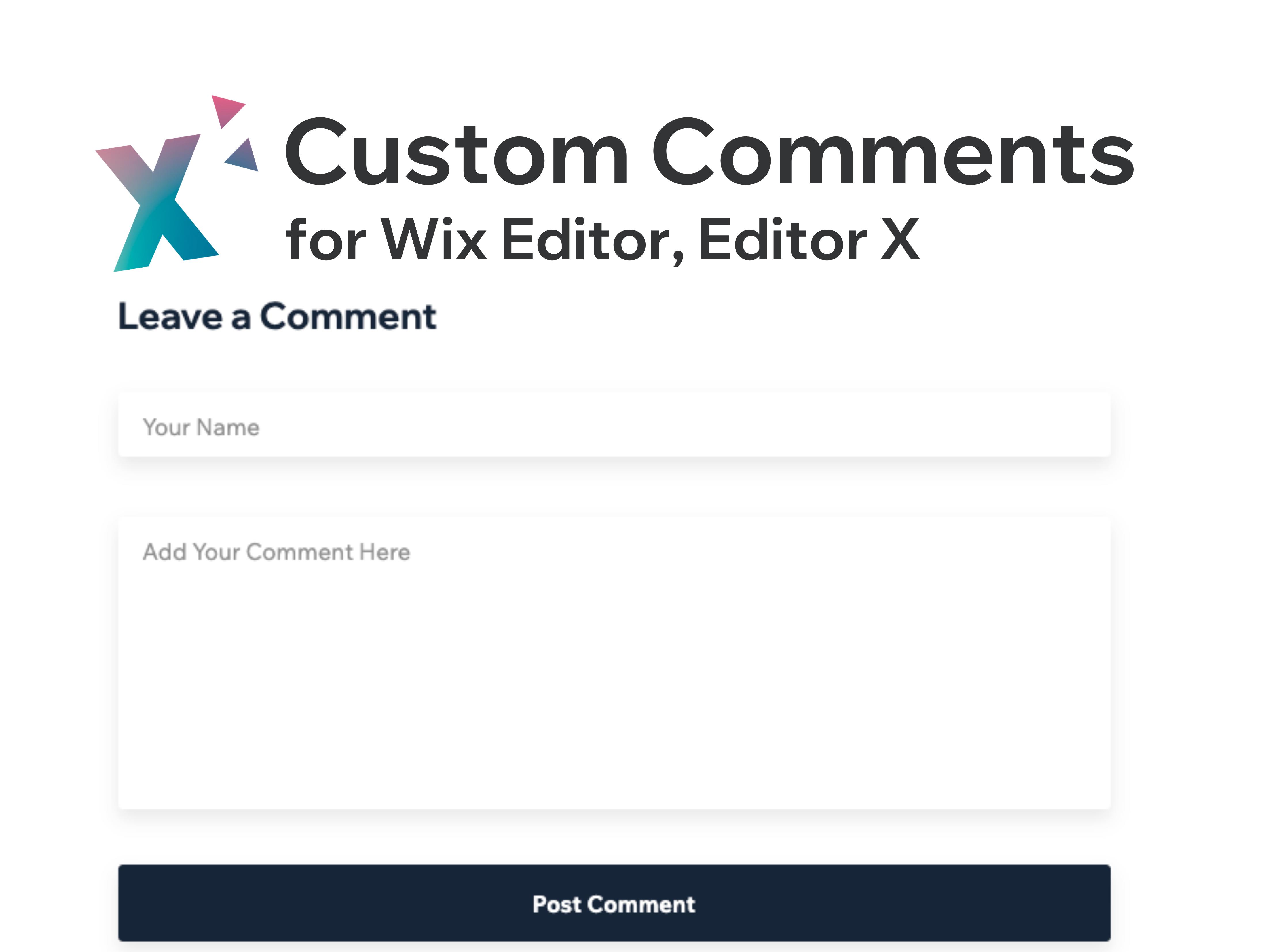 Custom Comments