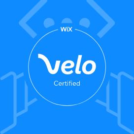 Velo (Corvid Code)