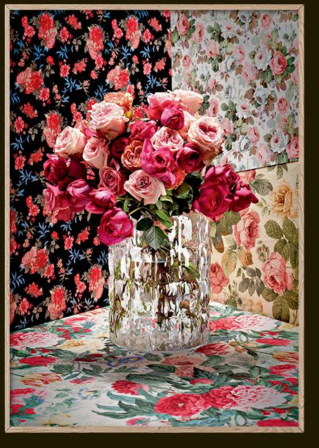 El Libro Amarillo - florero Matelasse por Patricia Urquiola, Kartell