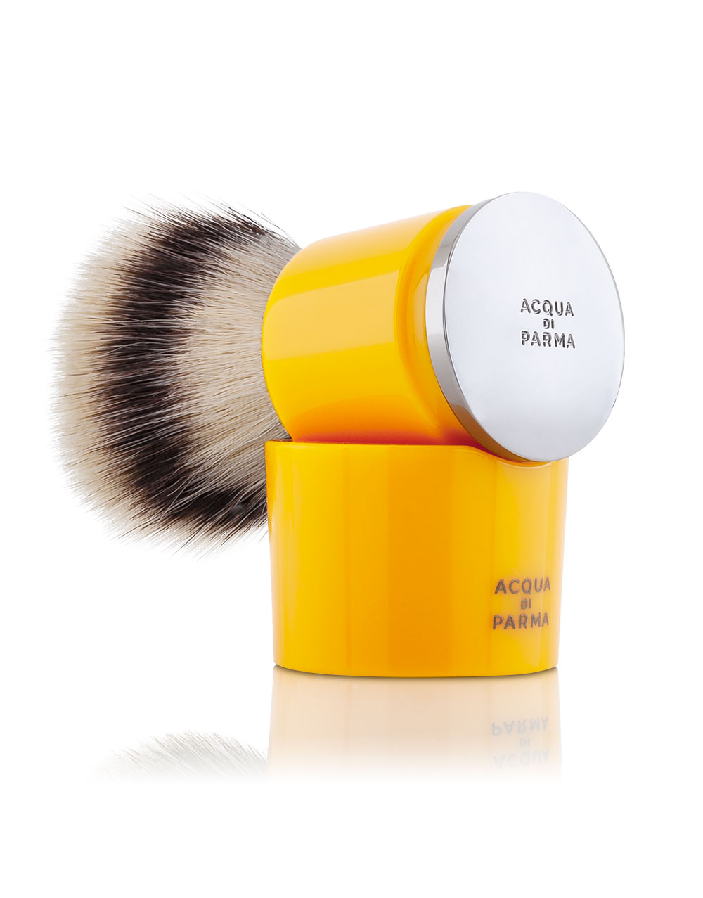 El Libro Amarillo -  The shaving brush Acqua di Parma