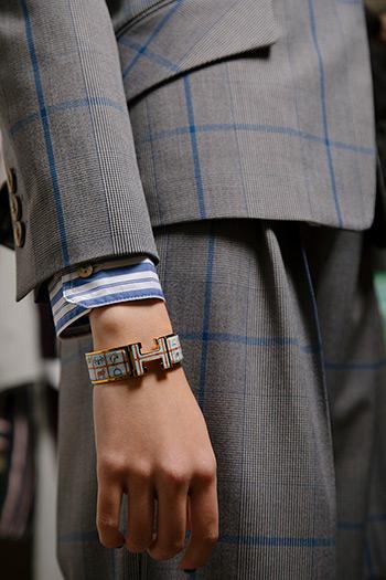 El Libro Amarillo - pulsera Hermès