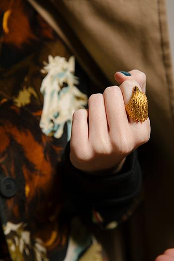 El Libro Amarillo - anillo Aristocrazy