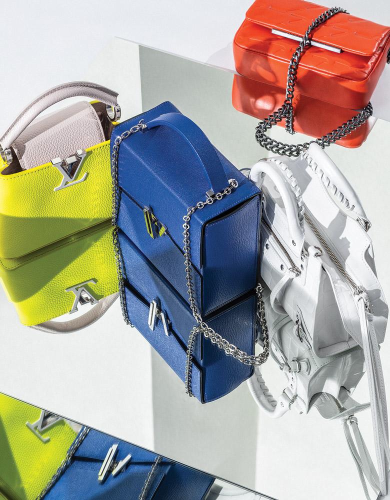 El Libro Amarillo - bolso Louis Vuitton _ bolso Hermès _ bolso Balenciaga _ bolso Adolfo Dominguez