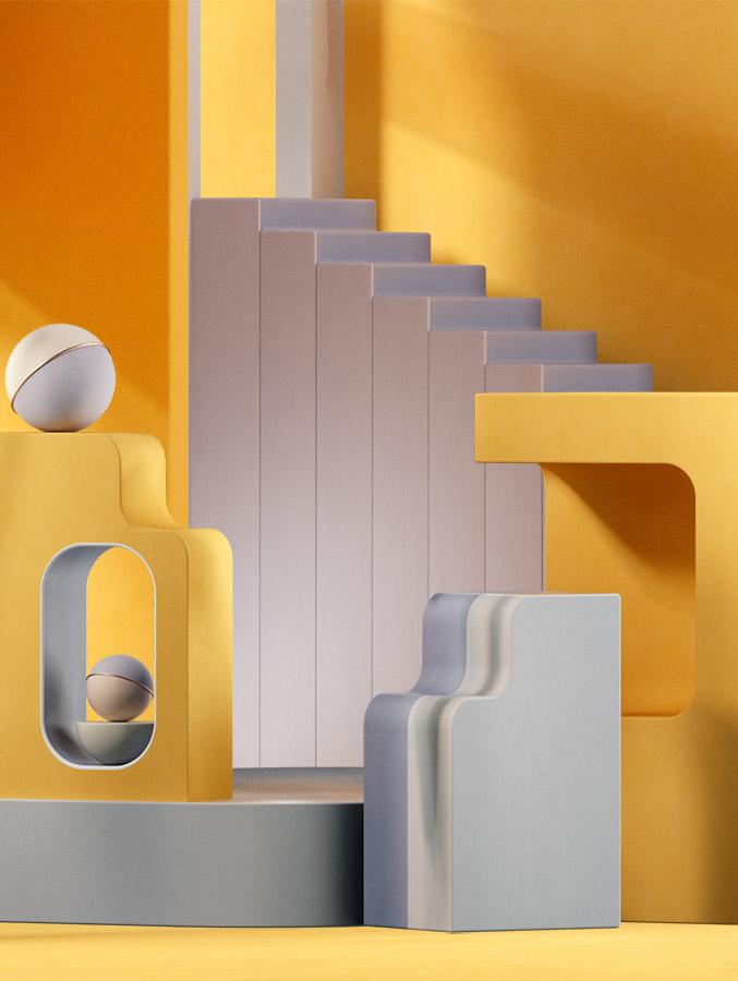 El Libro Amarillo - Gourmet paisaje 3d