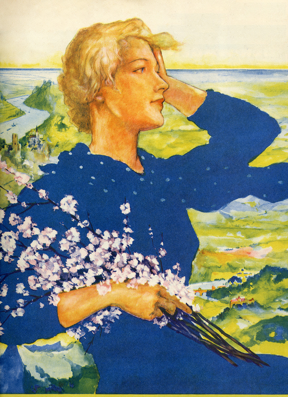 El Libro Amarillo Tendencias de Color Primavera 2021 Azul Cobalto Pintura al Oleo