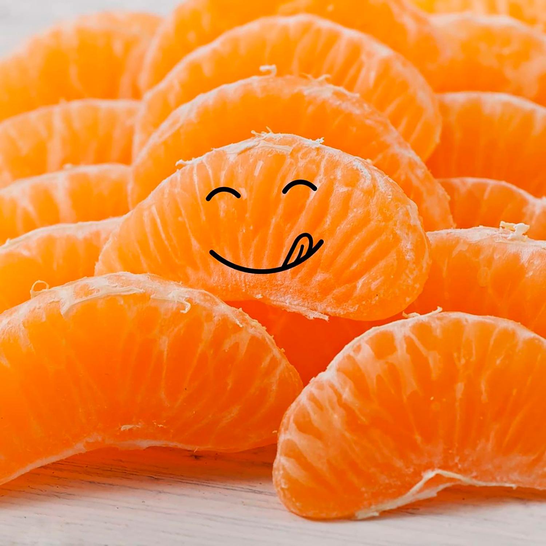El Libro Amarillo Tendencias de Color Primavera 2021 Mandarina mandarina con sonrisa