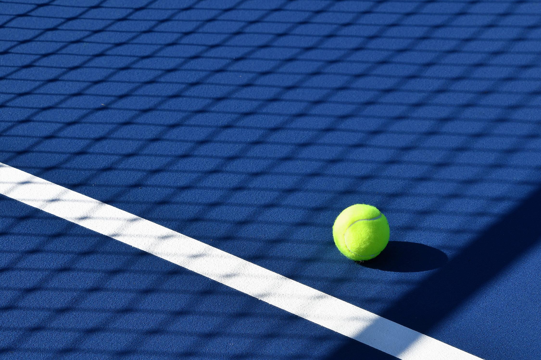 El Libro Amarillo Tendencias de Color Primavera 2021 Azul Cobalto pelota de tennis