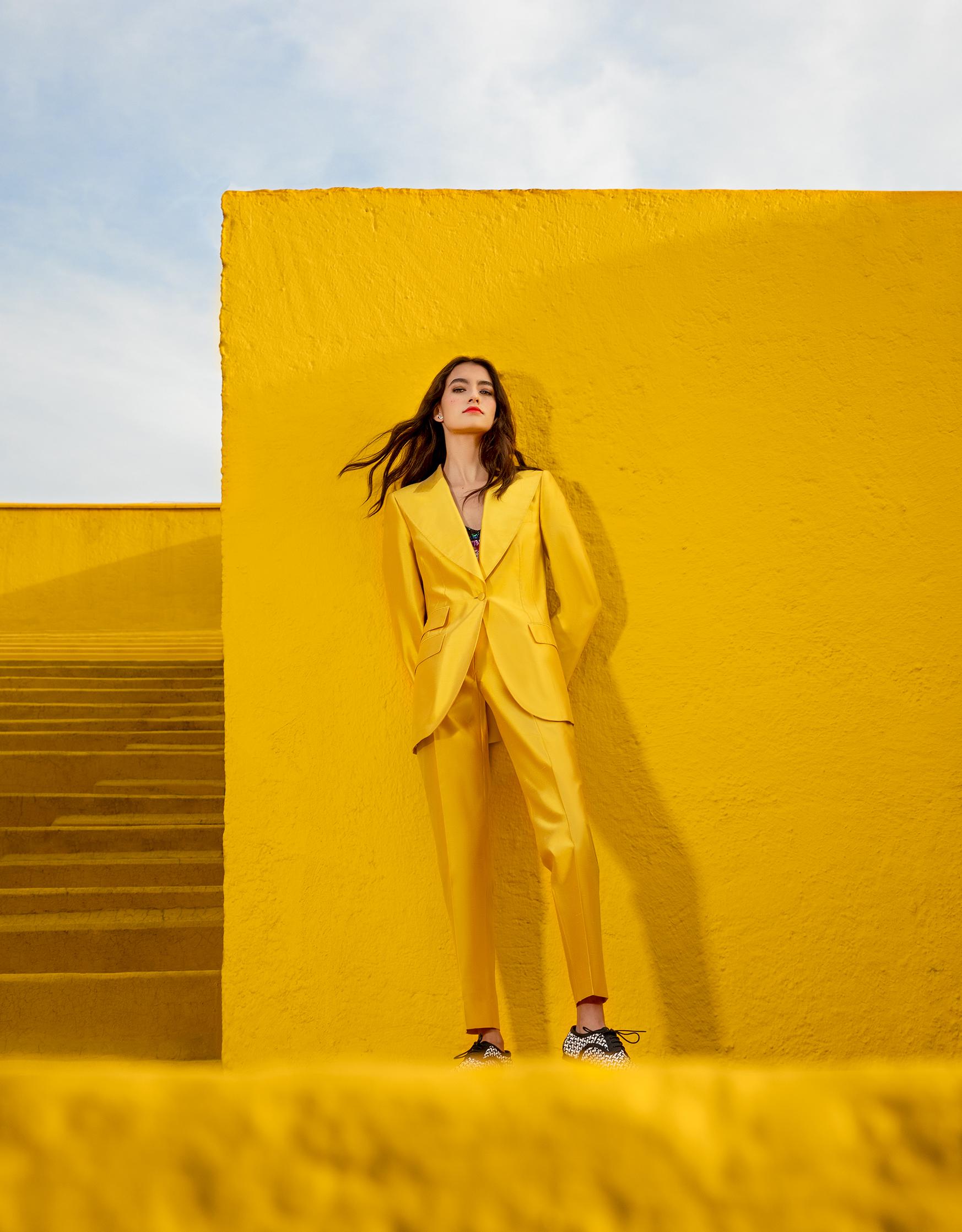 El LIbro Amarillo - Portada Primavera Palacio