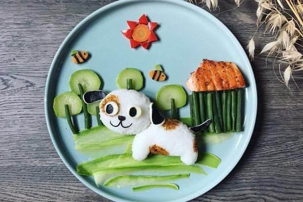 Làm cho các món rau trở nên hấp dẫn hơn