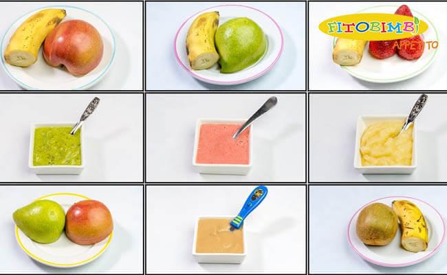 Trẻ 6 tháng ăn được quả gì?