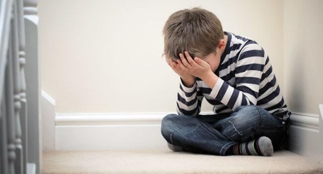 Tinh thần căng thẳng khiến trẻ biếng ăn nặng hơn