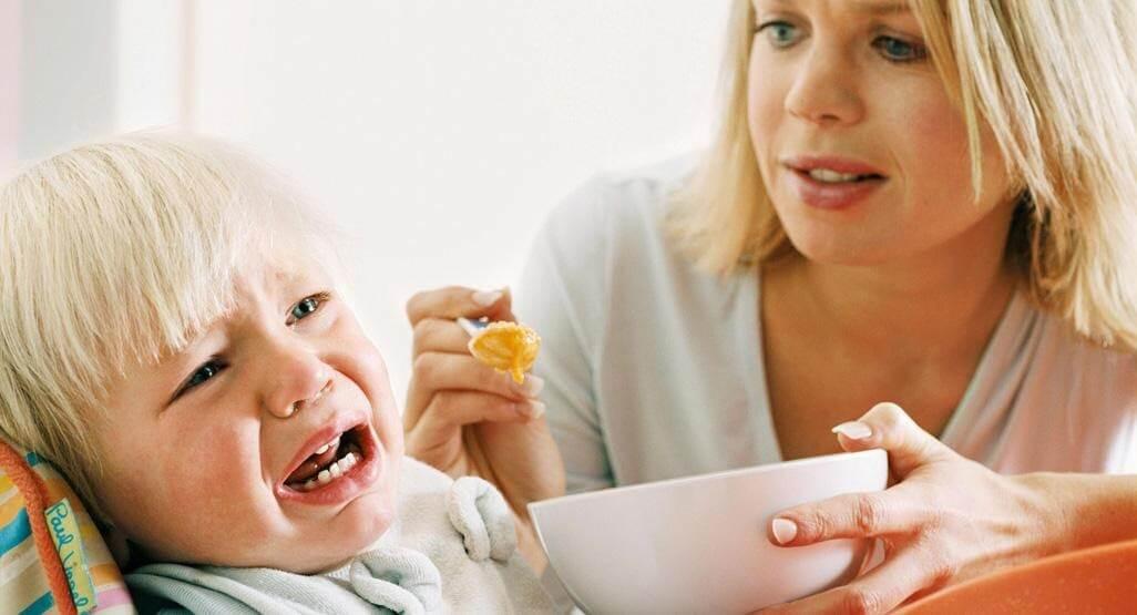 Sự quát mắng và ép buộc từ bố mẹ khiến bé càng không thích ăn trái cây