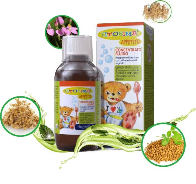Siro ăn ngon, có nguồn gốc từ thảo dược