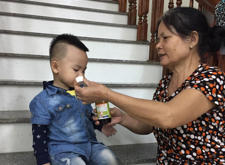 Mẹ Bắc Giang: Con hết biếng ăn, Mẹ chồng nàng dâu không còn xích mích