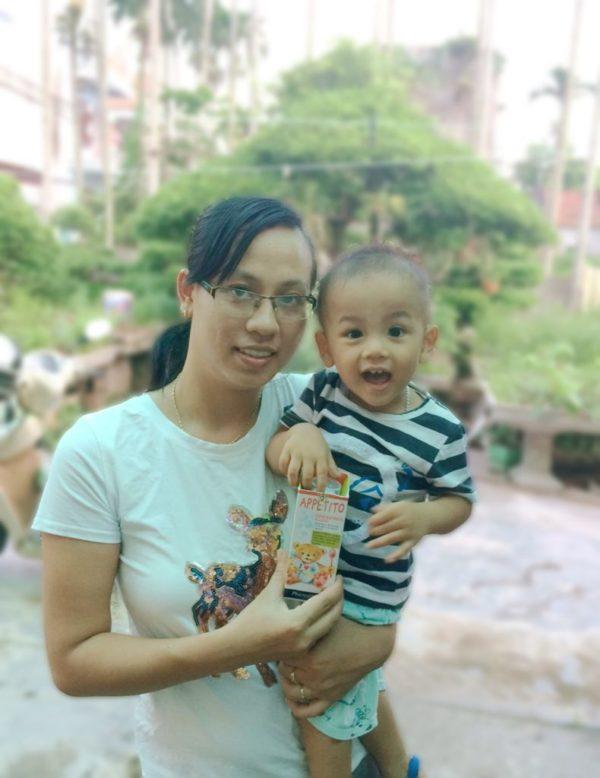 Chị Nguyễn Kiều Anh