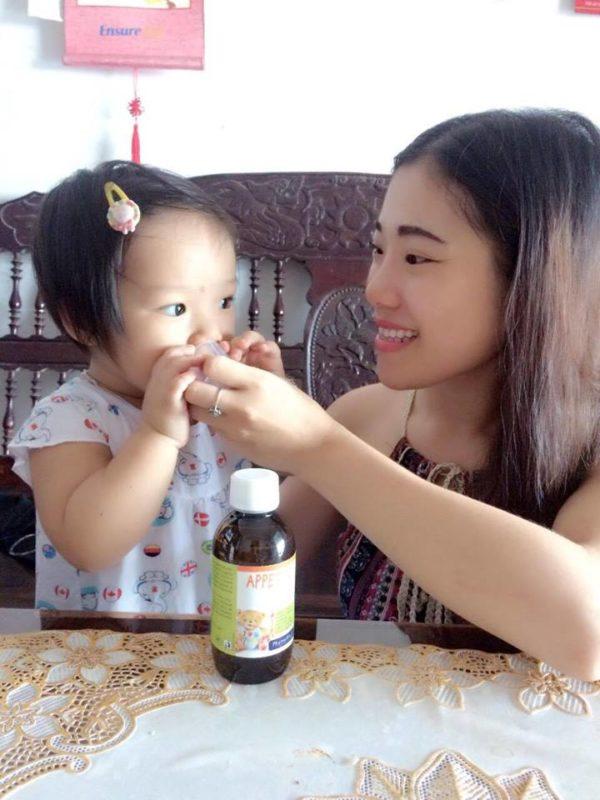 Chị Nguyễn Hoài Thu