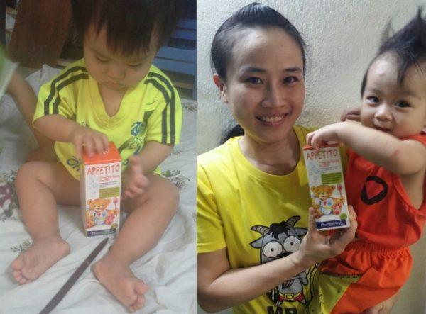 Trẻ bị suy dinh dưỡng ở mức độ nặng, cũng phục hồi một cách bất ngờ