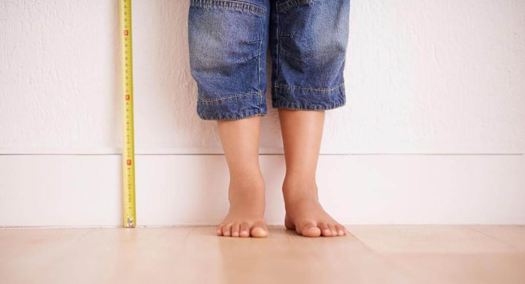 Trẻ biếng ăn, kém hấp thu thường thấp bé, nhẹ cân