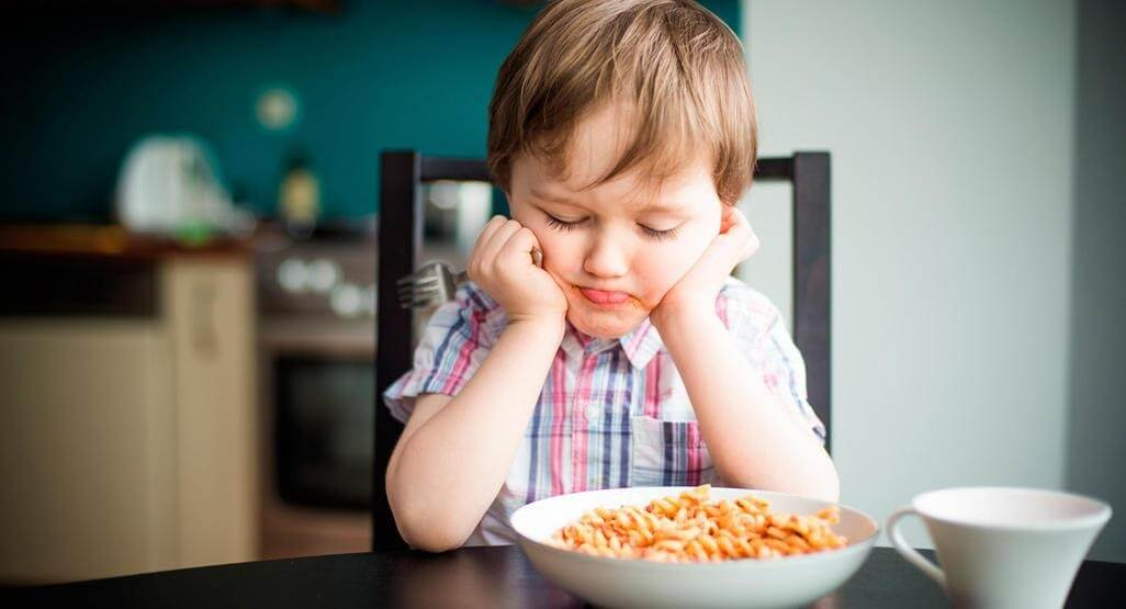 Biếng ăn vừa là nguyên nhân vừa là hậu quả của hội chứng kém hấp thu