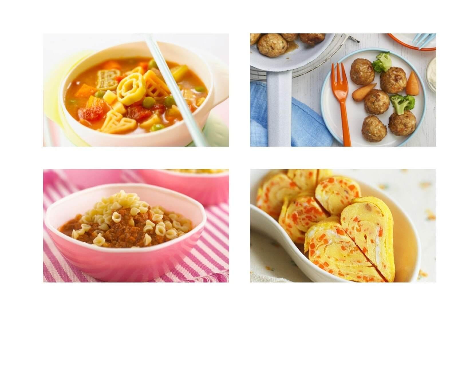 Các món ăn chính hấp dẫn giúp trẻ 18 tháng ăn ngon miệng hơn