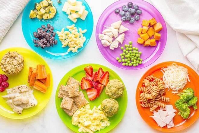Thực đơn hấp dẫn giúp trẻ 13 tháng hết biếng ăn