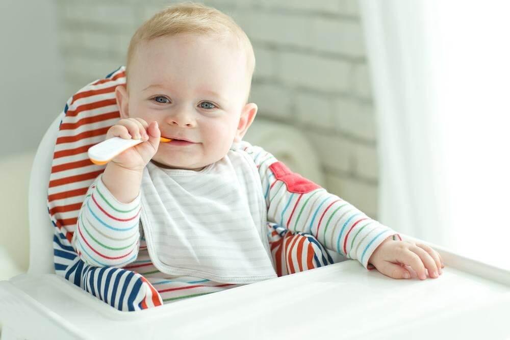 Lợi ích của siro ăn ngon với trẻ dưới 1 tuổi biếng ăn