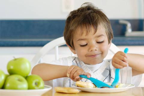 Bổ sung siro giúp trẻ hào hứng với bữa ăn và ăn ngon miệng hơn