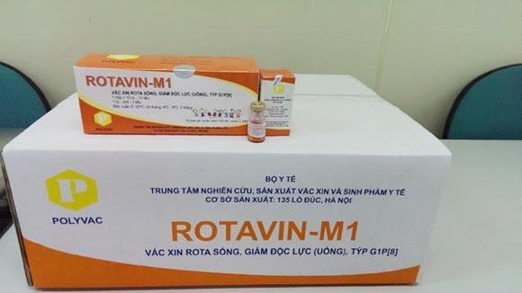 Rota là sản phẩm giúp ngăn ngừa tiêu chảy ở trẻ
