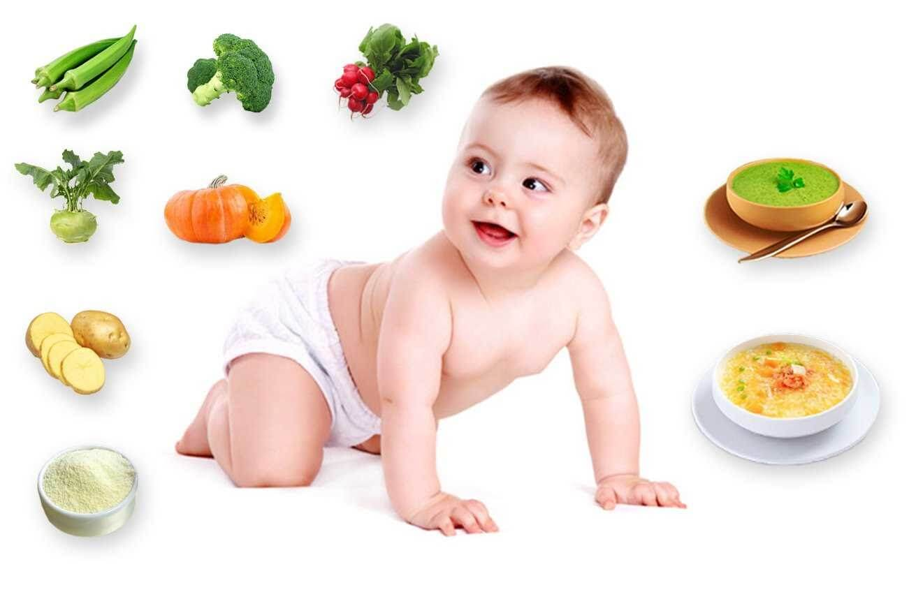 Trẻ 10 tháng sẽ ăn 1 ngày 2-3 bữa chính và 1-2 bữa phụ