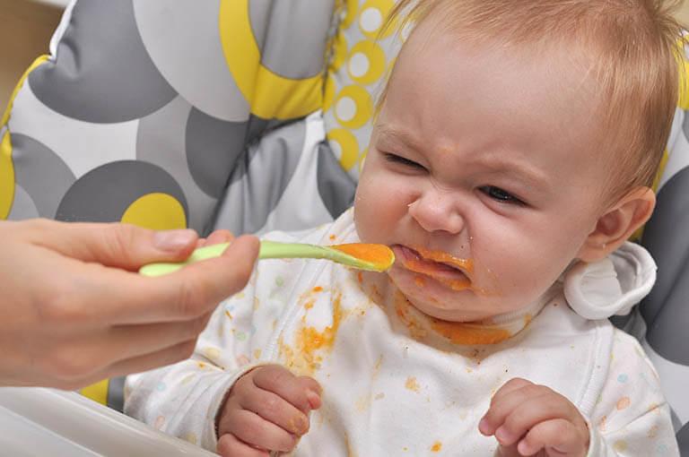 nguyên nhân trẻ biếng ăn sau khi uống thuốc kháng sinh