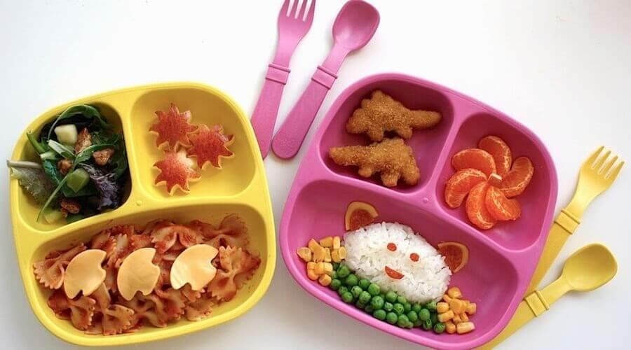 Thực đơn cho bé 14 tháng tuổi biếng ăn