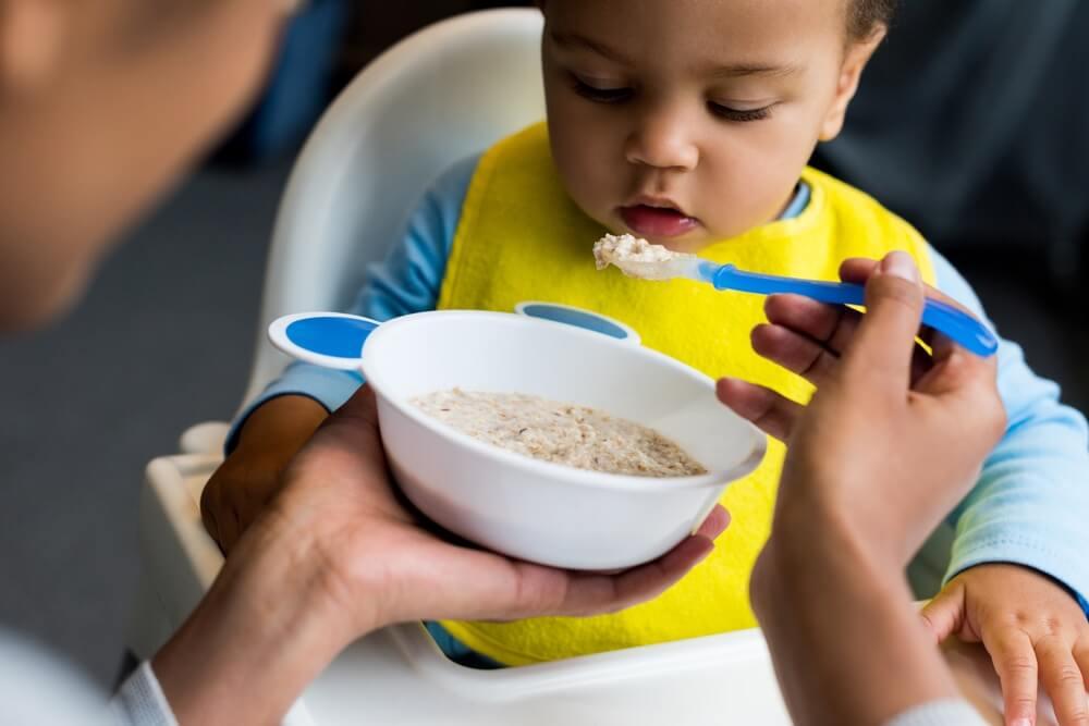 Trẻ Ăn Nhiều Nhưng Không Tăng Cân Mẹ Phải Làm Thế Nào?