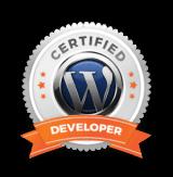 wordpres developer certificado