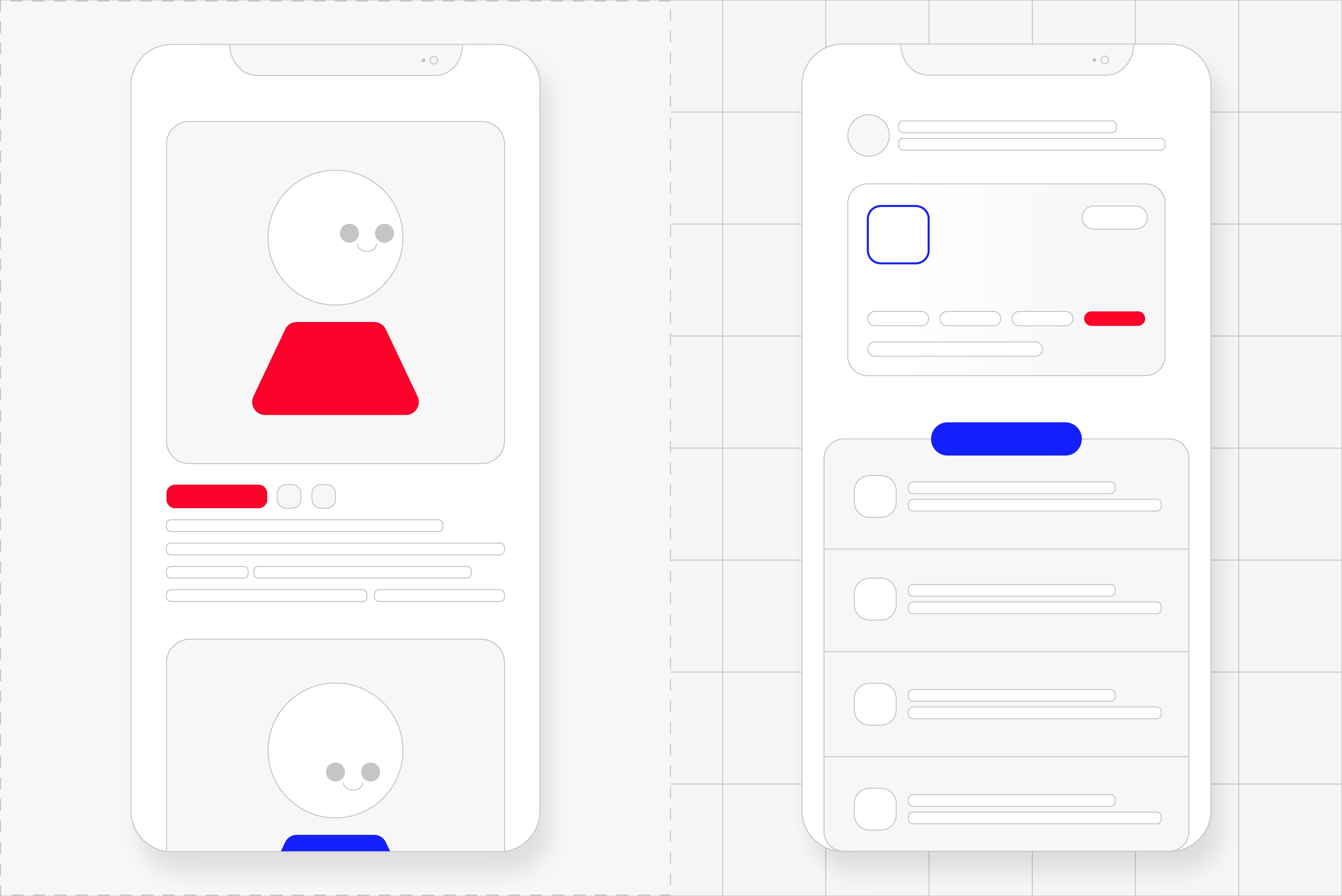 Criação de app