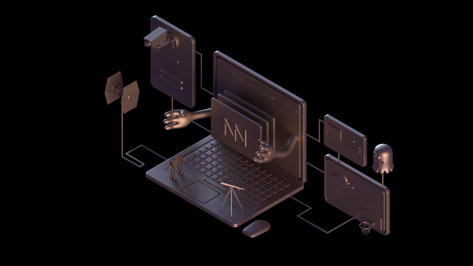 3D Services Image