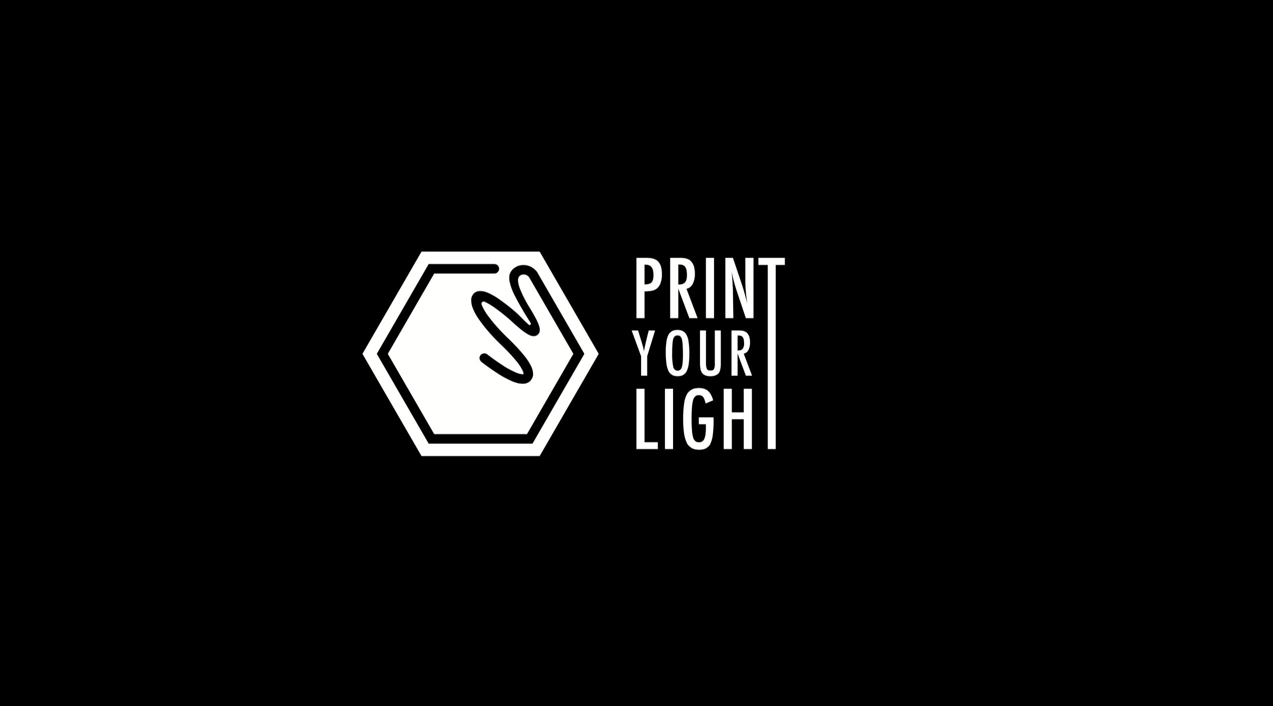Logo Design Print Your Light