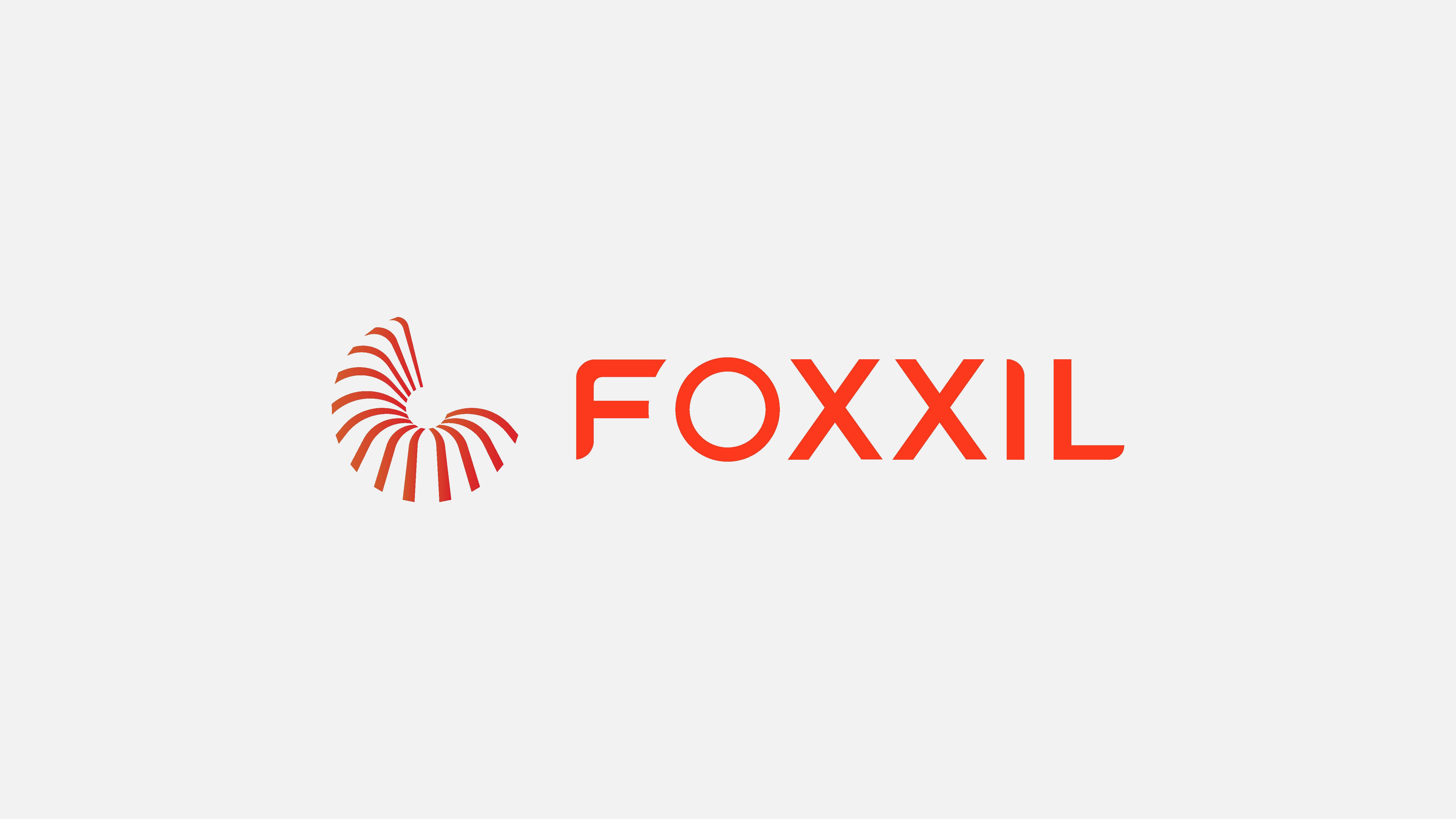 Logo Design Foxxil Switzerland AG